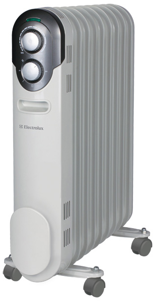 Electrolux EOH/M-1209 - масляный радиатор (White)
