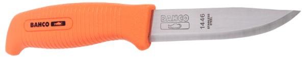 Bahco 1446 - универсальный нож 102 мм (Orange)  bahco 1446 универсальный нож 102 мм orange