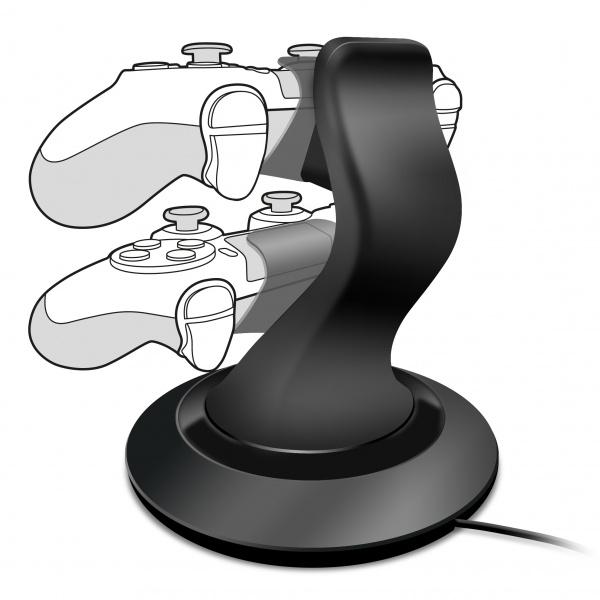 TwindockАксессуары для игровых приставок<br>Зарядная станция<br>