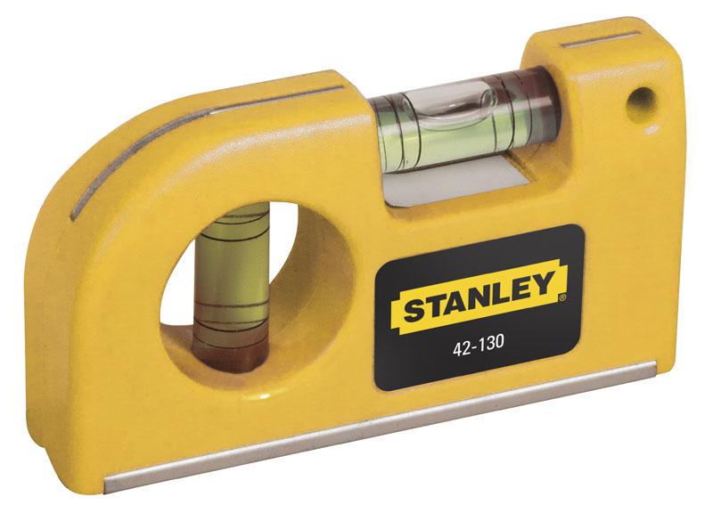 Stanley (0-42-130) - карманный уровень уровень stanley 42 076 20 48 1220mm