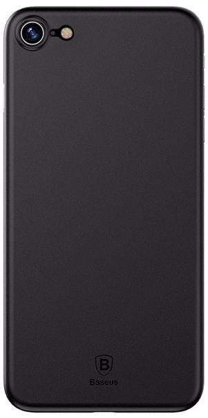 Baseus Wing Case (WIAPIPH7-E1A) - чехол-накладка для iPhone 7 (Black)