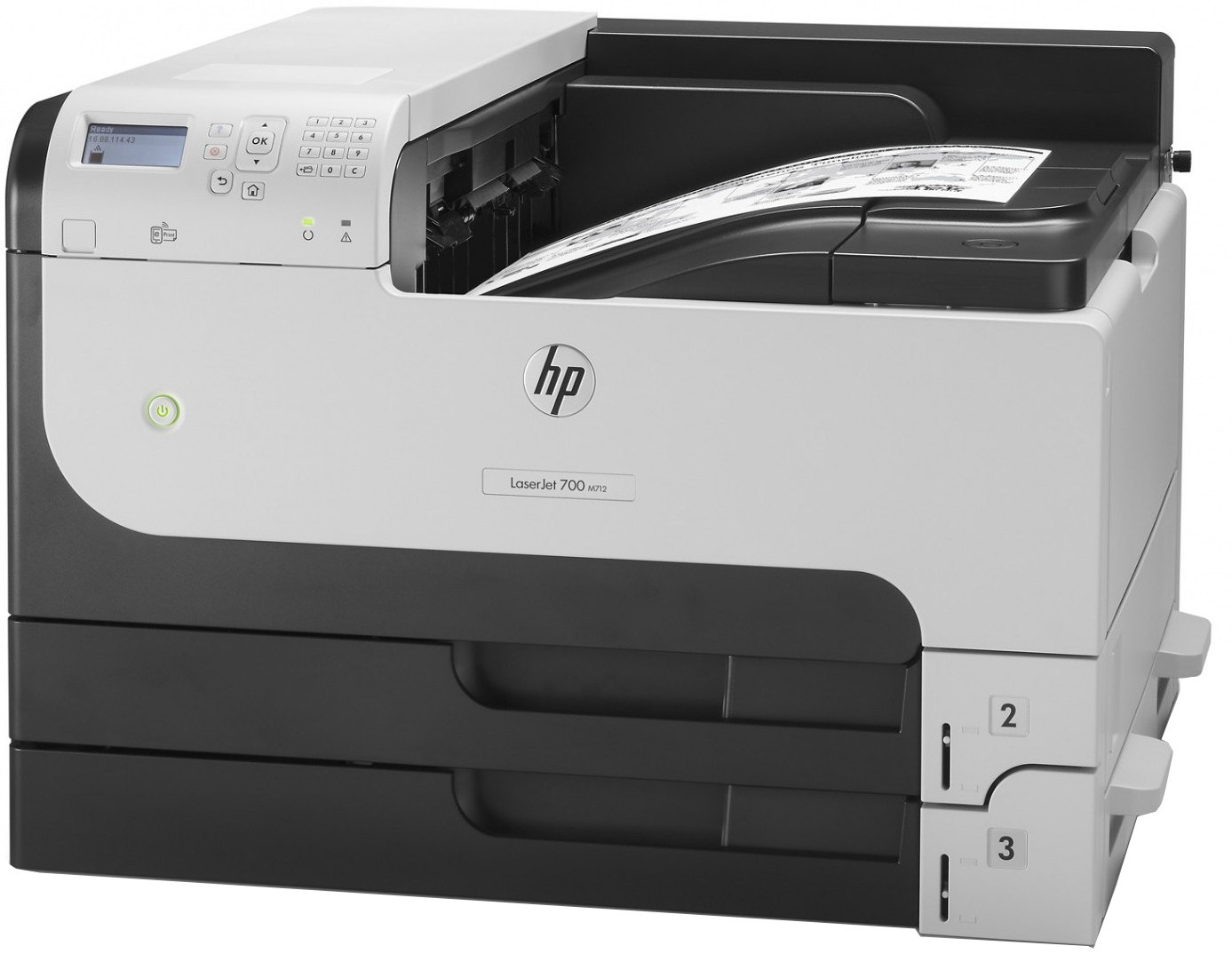 LaserJet Enterprise 700