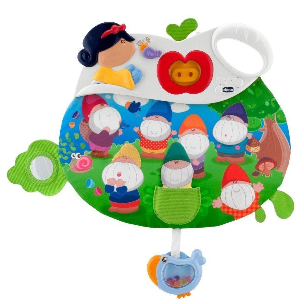 Chicco Сказка (10CO1101) - музыкальная панель на кроваткуМузыкальные игрушки, мобили<br>Музыкальная панель<br>