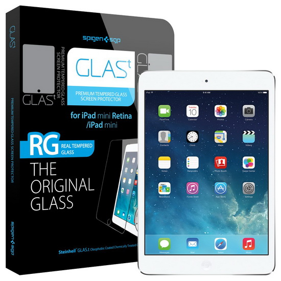 Oleophobic Coated Tempered Glass