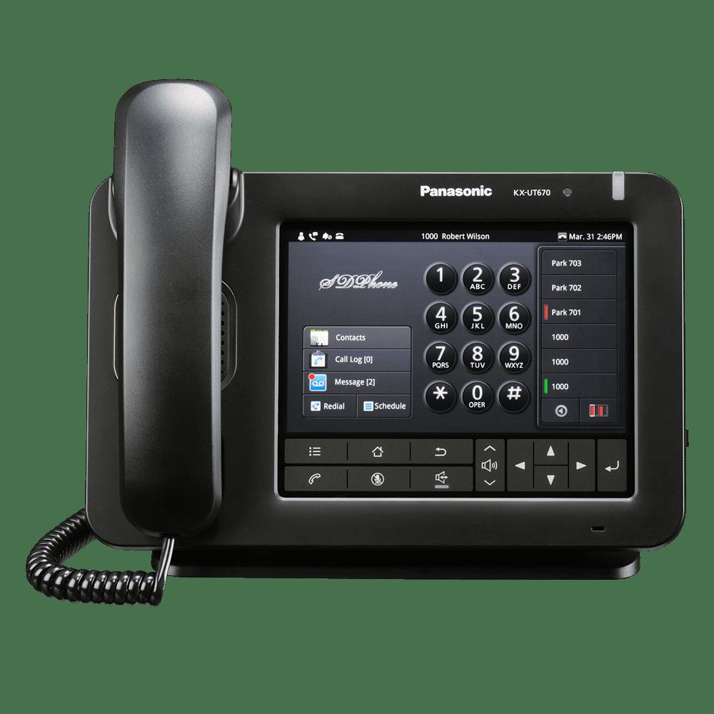 Panasonic Sip KX-UT670RU