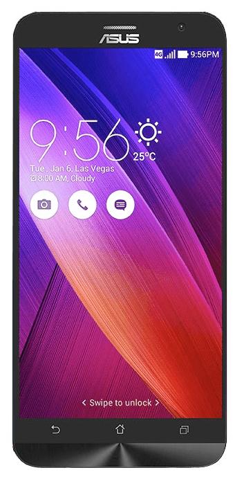 Смартфон Asus ZenFone 2 ZE500CL LTE 16Gb (Black)
