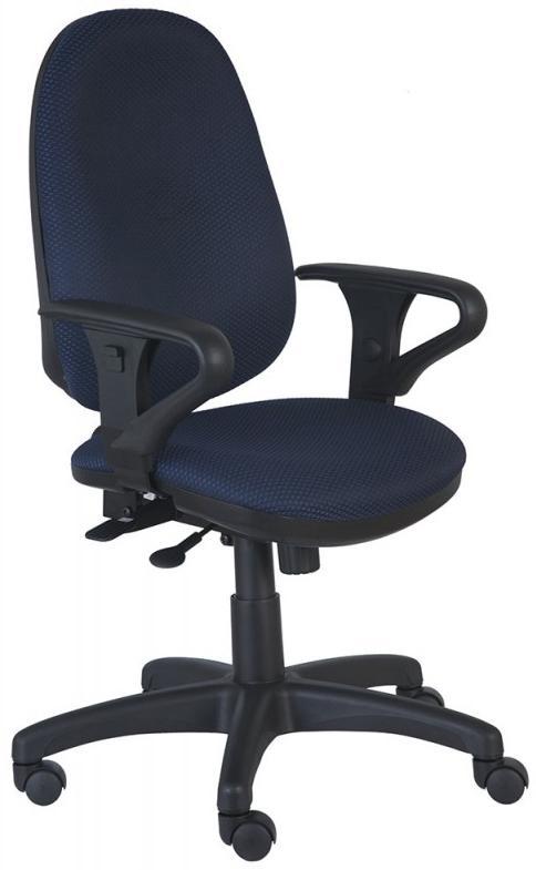 Бюрократ T-612AXSN - кресло офисное (Blue) от iCover