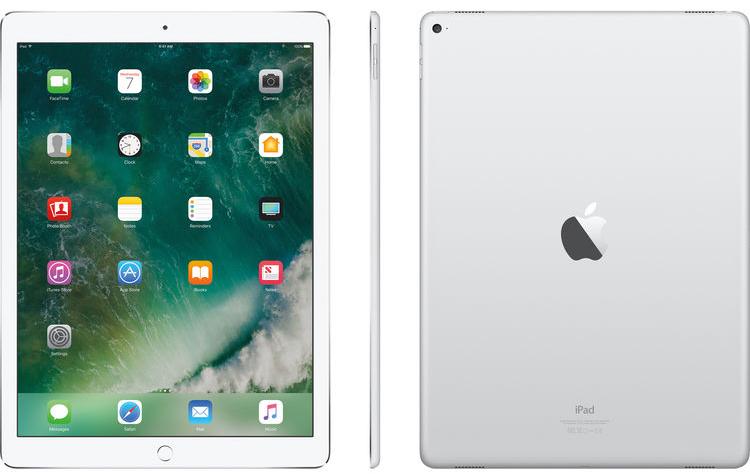 Планшет Apple iPad Pro 64Gb 12.9 Wi-Fi+Cellular MQEE2RU/A (Silver)