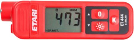Sititek ET-444 - автомобильный толщиномер (Red) толщиномер et 444