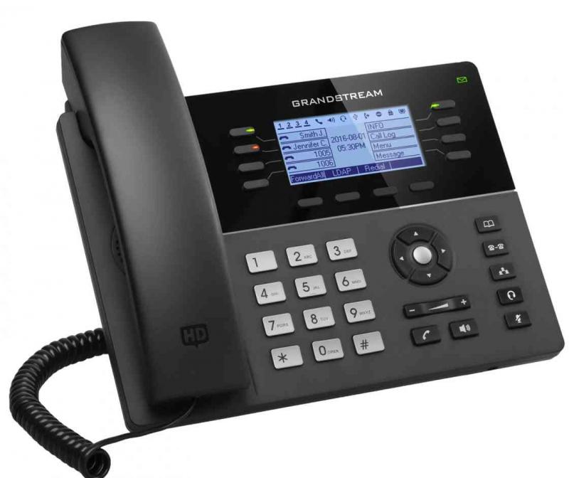 Grandstream GXP1780 - IP-телефон (Black)