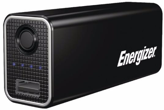 Energizer UE2210 2200 мАч - внешний аккумулятор (Black)