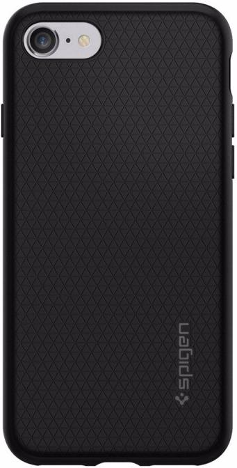 Spigen Liquid Armor (042CS20511) - чехол для iPhone 7/8 (Black) чехол накладка iphone 6 6s 4 7 lims sgp spigen стиль 8 580082