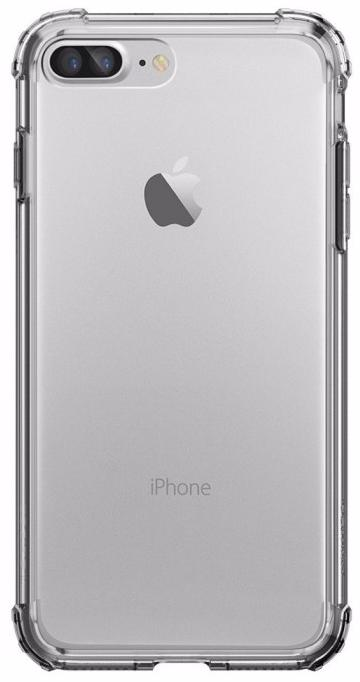 Spigen Crystal Shell (043CS20500)  - чехол для iPhone 7 Plus/8 Plus (Dark Crystal) чехол накладка iphone 6 6s 4 7 lims sgp spigen стиль 8 580082