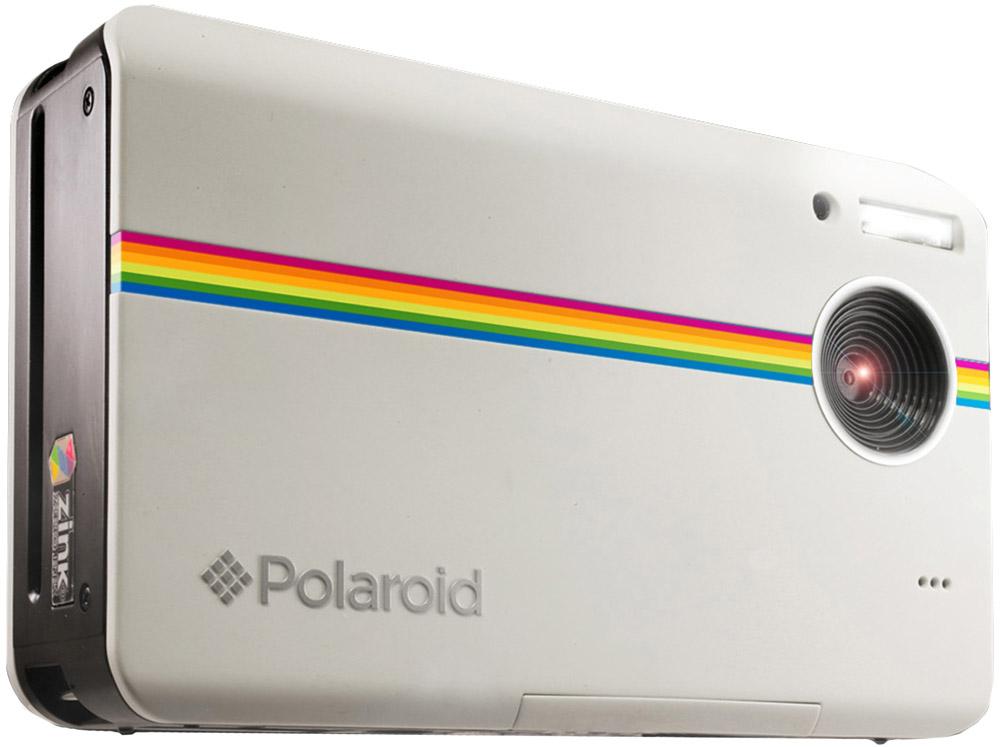 Polaroid Z2300 (POLZ2300W) - моментальная цифровая камера (White)