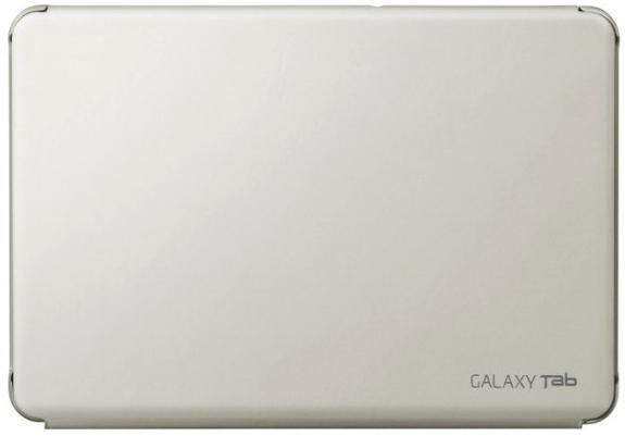 Samsung EFC-1C9NIECSTD - чехол для Samsung Galaxy Tab 8.9 (Beige)Чехлы-книжки для планшетов<br>Чехол<br>
