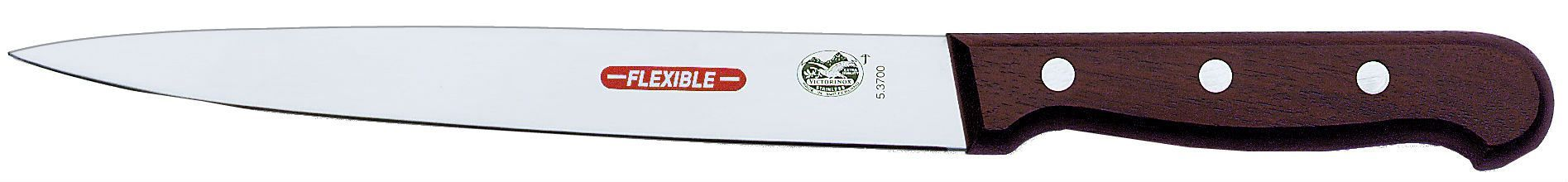 Victorinox 5.3700.16 - нож филейный, лезвие 16 см (Brown)Кухонные ножи, ложки, вилки<br>Нож филейный<br>