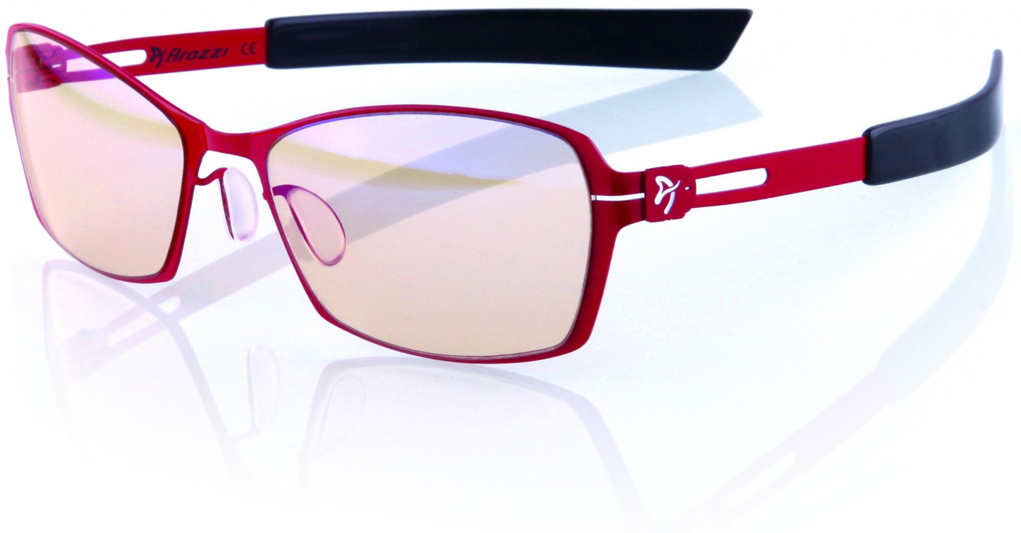 arozzi Очки для компьютера Arozzi Visione VX-500 (Red) VX500-5