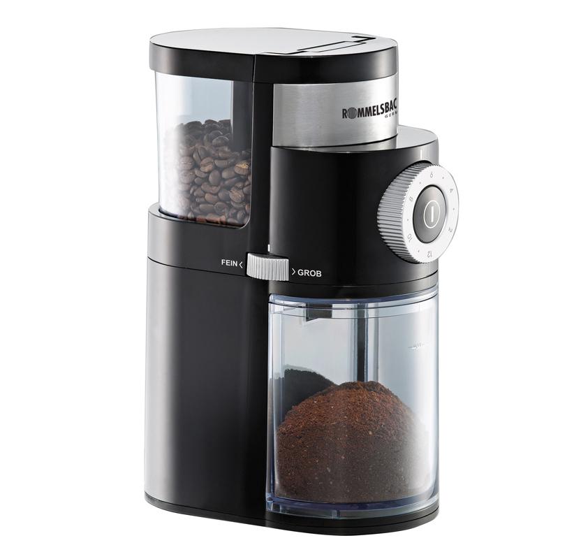 Rommelsbacher EKM 200 - кофемолка (Black)