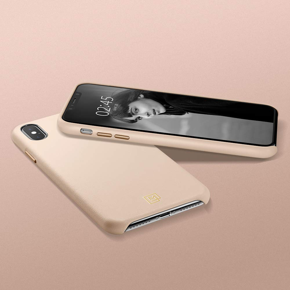 Чехол Spigen La Manon Calin (065CS25094) для iPhone Xs Max (Pink)