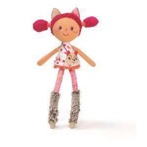 Мягкая цирковая куколка Lilliputiens (86744)