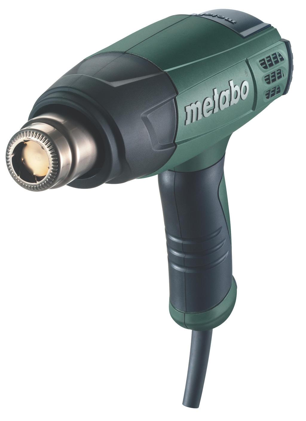 Metabo H 16-500 (601650000) - технический фен (Green) от iCover