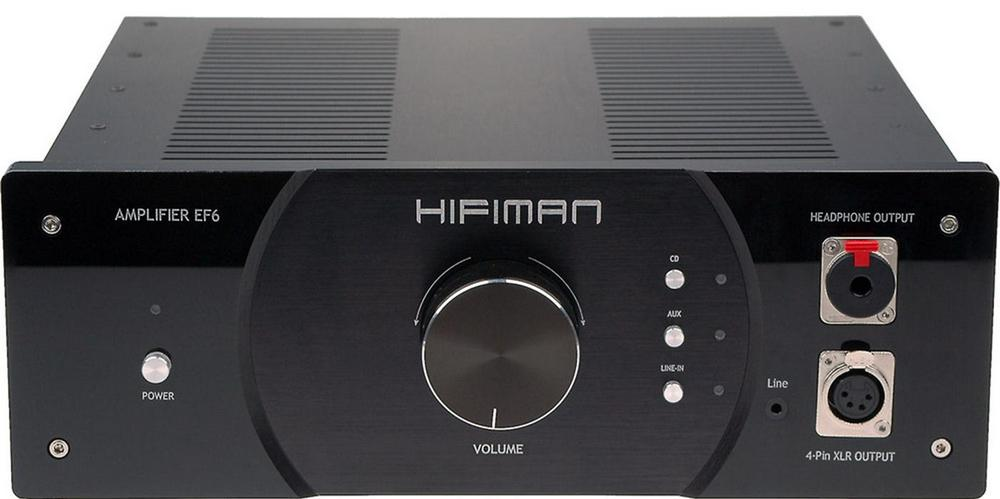 HiFiMan EF-6 - усилитель для наушников от iCover