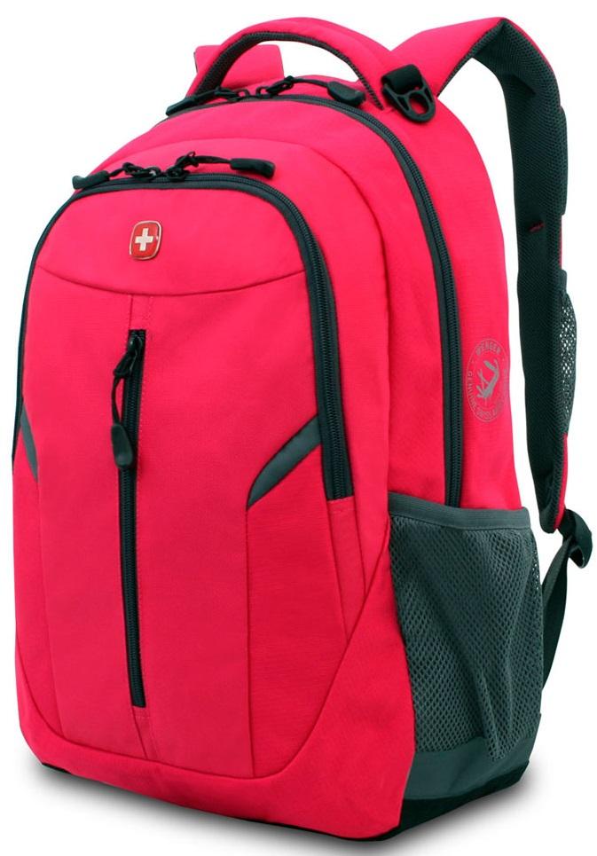 Wenger 3020804408 - рюкзак (Pink/Grey)