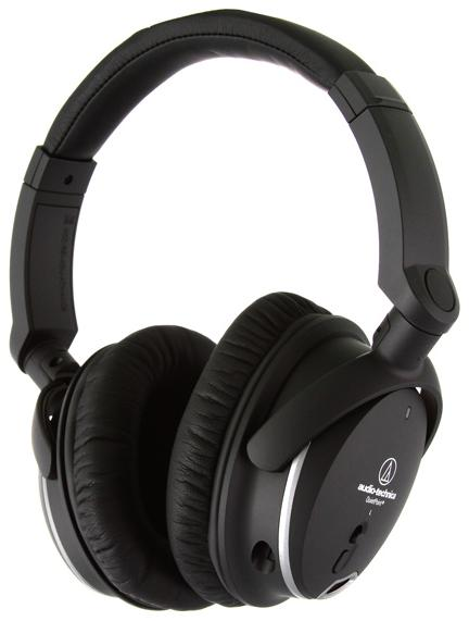 Audio-Technica ATH-ANC9 - мониторные наушники (Black)