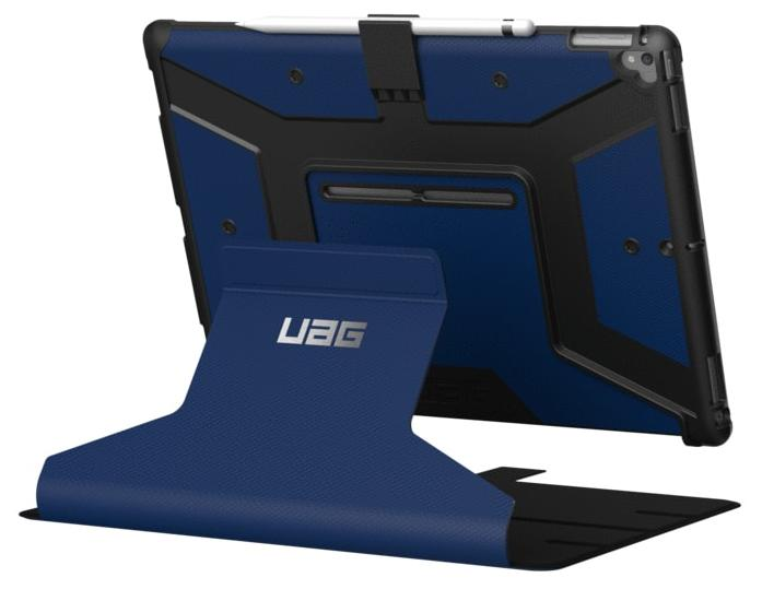 "Чехол Urban Armor Gear Metropolis (IPDP12G2-E-CB) для iPad Pro 12.9"" 2017 (Cobalt)"