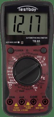 Testboy 65 - цифровой тестер