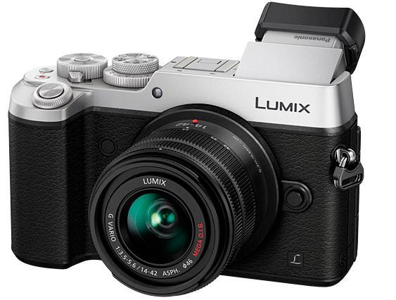 Panasonic Lumix DMC-GX8KEE-S