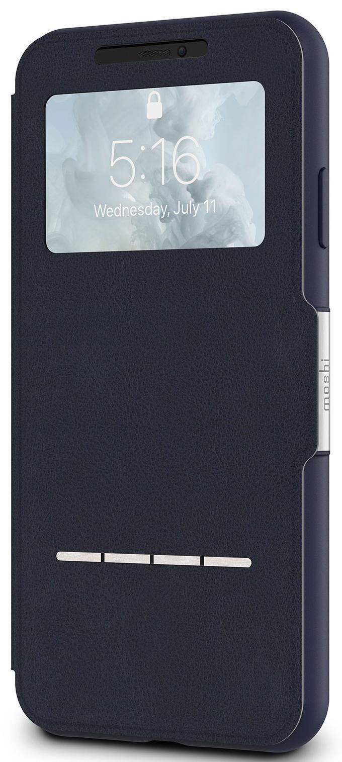 Чехол Moshi SenseCover (99MO072532) для Apple iPhone Xs Max (Blue Steel)