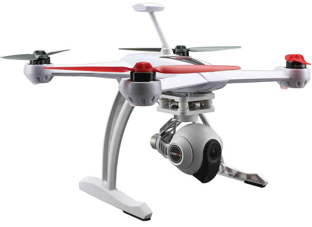 Blade 350 QX3 AP Combo RTF (BLH8160) - квадрокоптер + камера (White)Уличные коптеры<br>Квадрокоптер<br>