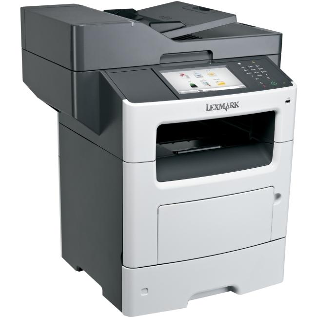 Lexmark MX611de - лазерное монохромное МФУ (White)