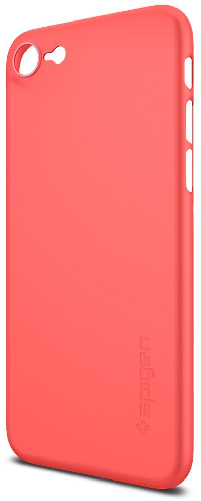 Купить Spigen Air Skin (042CS21722) - накладка для iPhone 7 (Red)