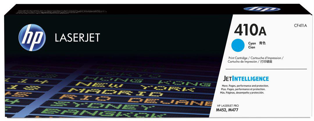 HP CF411A - картридж для HP Color LaserJet Pro M452/MFP/M477/M377dw (Cyan)