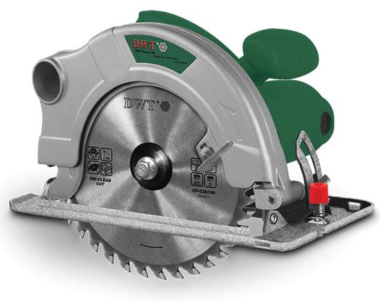 DWT HKS15-65 - циркулярная пила (Green)