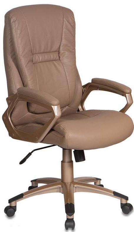 Бюрократ CH-875C - кресло руководителя (Mocca)Офисные кресла и стулья<br>Кресло руководителя<br>