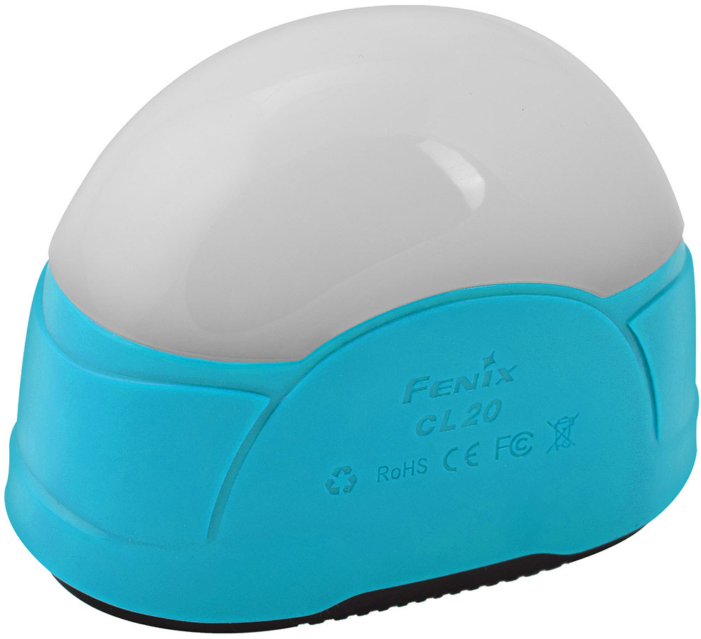 Fenix CL20 Camping Lantern (CL20lb) - фонарь (Blue)Фонари<br>Фонарь<br>