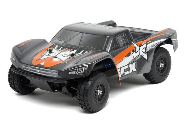 ECX Torment SCT 1:18 - радиоуправляемый автомобиль (Black)