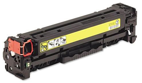 HP 131A (CF212A) - картридж для принтеров HP LaserJet Pro 200 M251/M276 (Yellow) картридж hp cf213a 131a для laserjet pro 200 m251 mfp m276 пурпурный