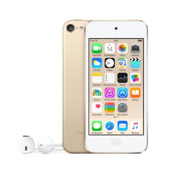 Apple iPod Touch 6G 64Gb (MKHC2RU/A) - MP3-плеер (Gold)