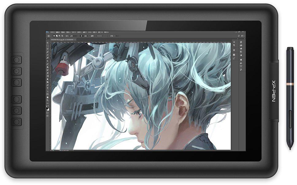 Интерактивный монитор-планшет XP-Pen Artist 13.3 (Black)