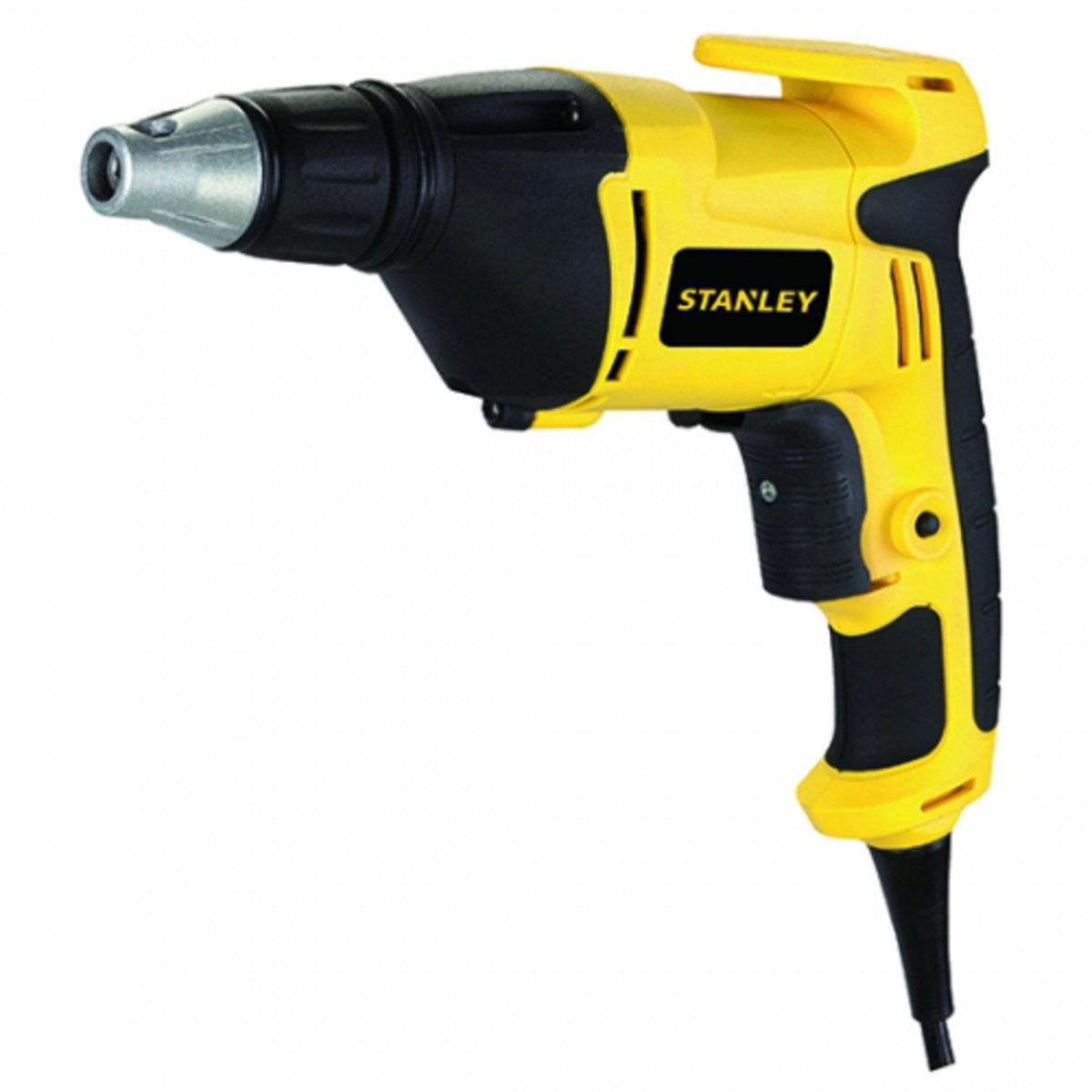 Stanley STDR5206-RU - электрический шуруповерт (Yellow)