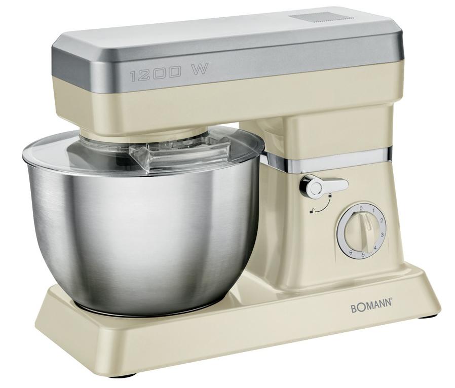 купить  Bomann KM 398 CB - кухонный комбайн (Cream)  онлайн