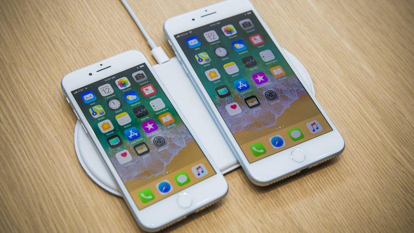 Смартфон Apple iPhone 8 Plus 256Gb (Space Grey)