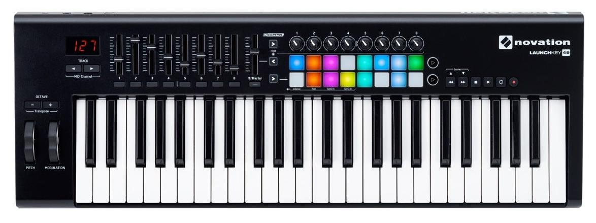 Novation Launchkey 49 MK2 A059776