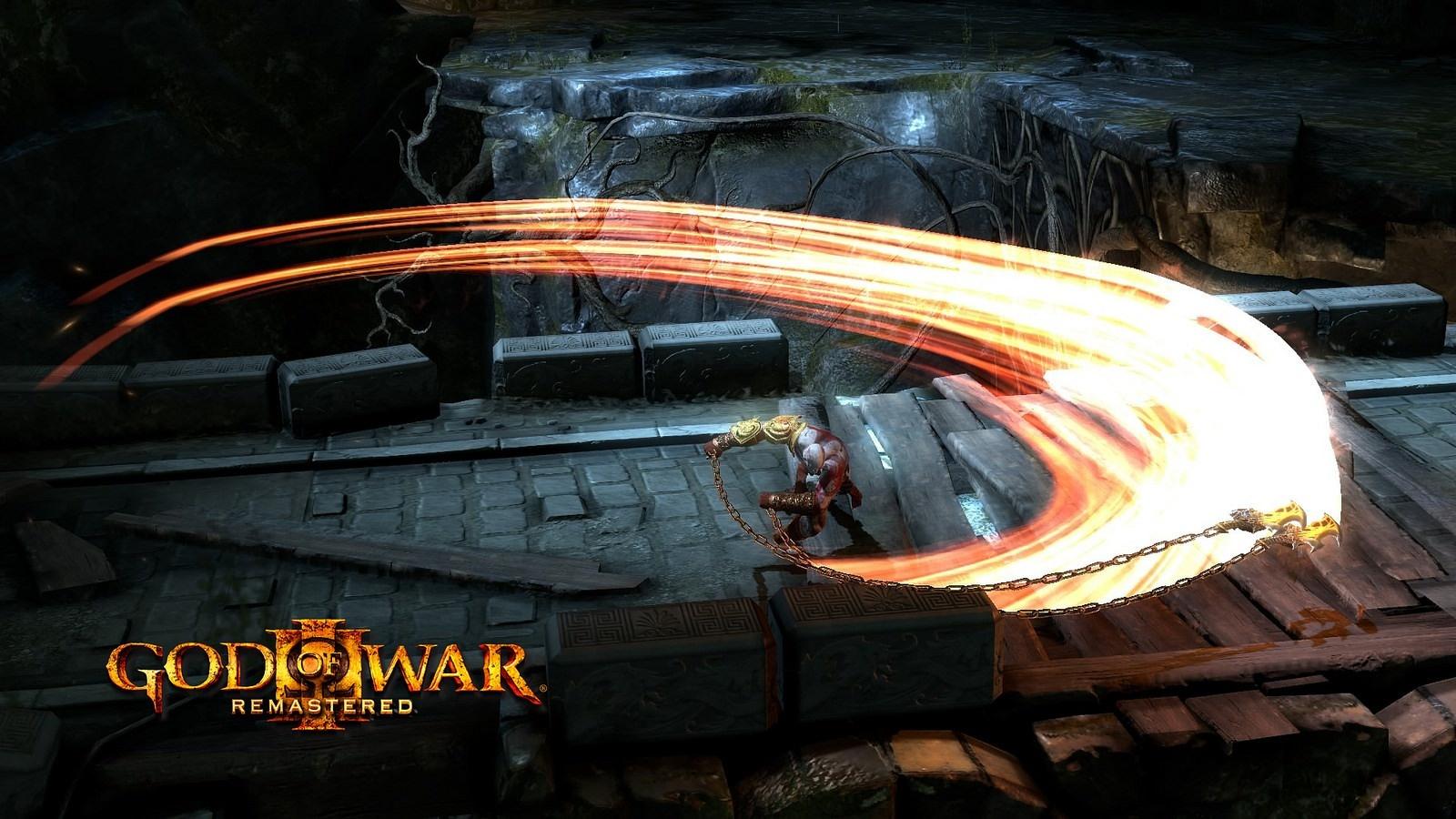God of War 3 (Обновленная версия)