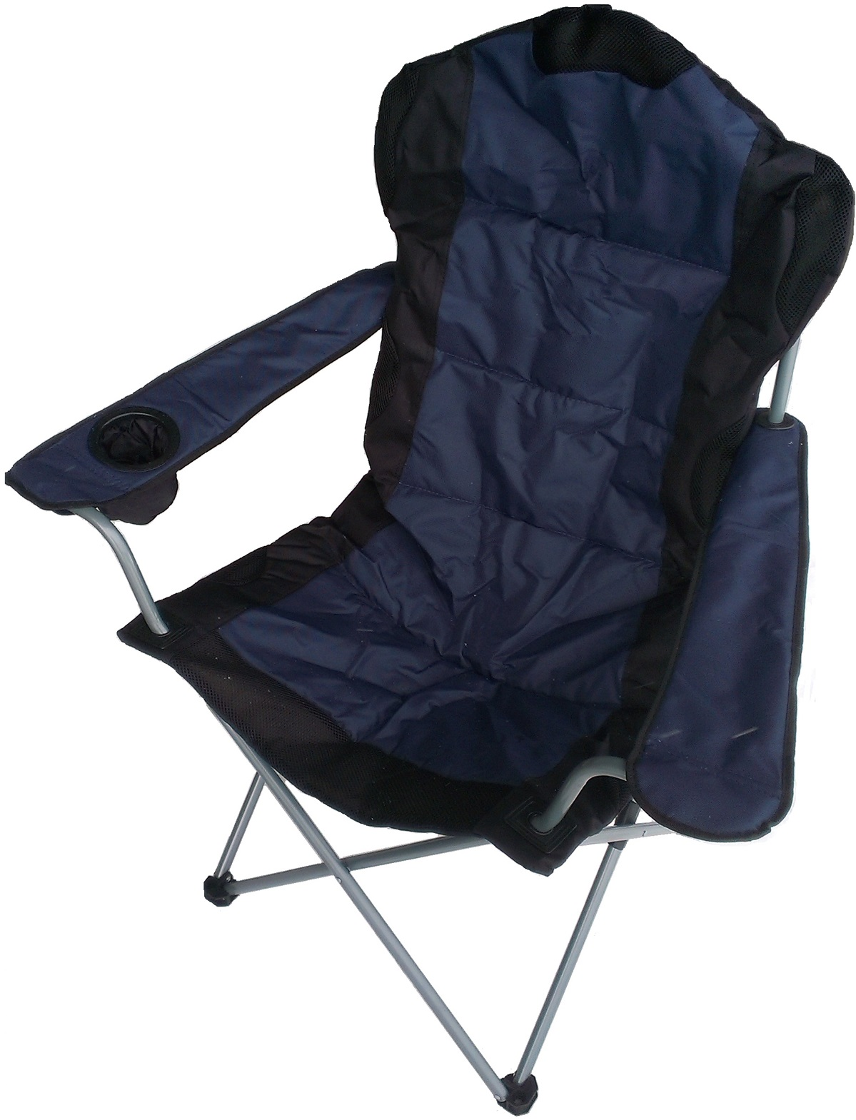 Green Glade (М2305) - складное кресло (Blue/Black) от iCover
