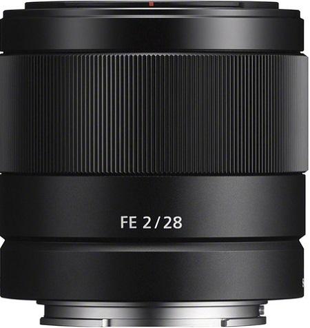 Объектив Sony SEL28F20 FE 28mm f/2 (SEL28F20.SYX)